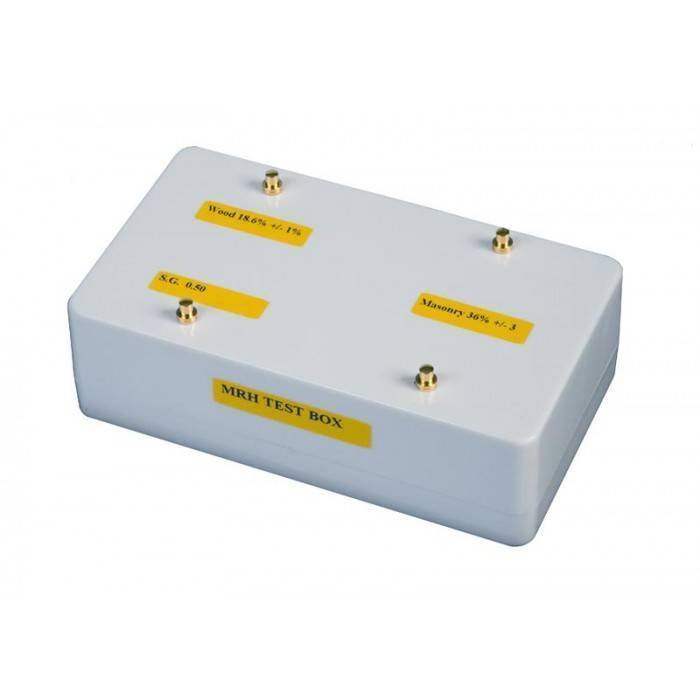 CALIBRATION BOX MRH
