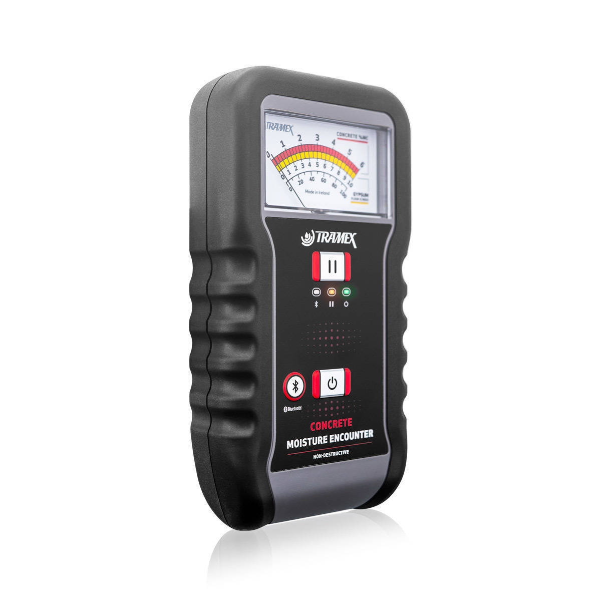 Tramex CME5 Concrete Moisture Meter - An Introduction