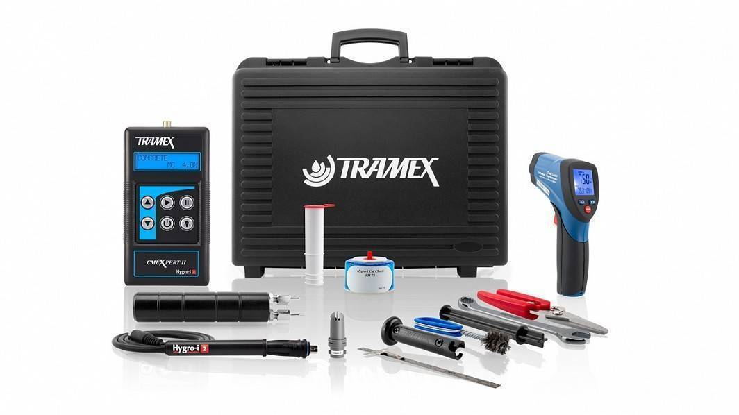 Tramex Flooring Inspection Kit FIK5.1