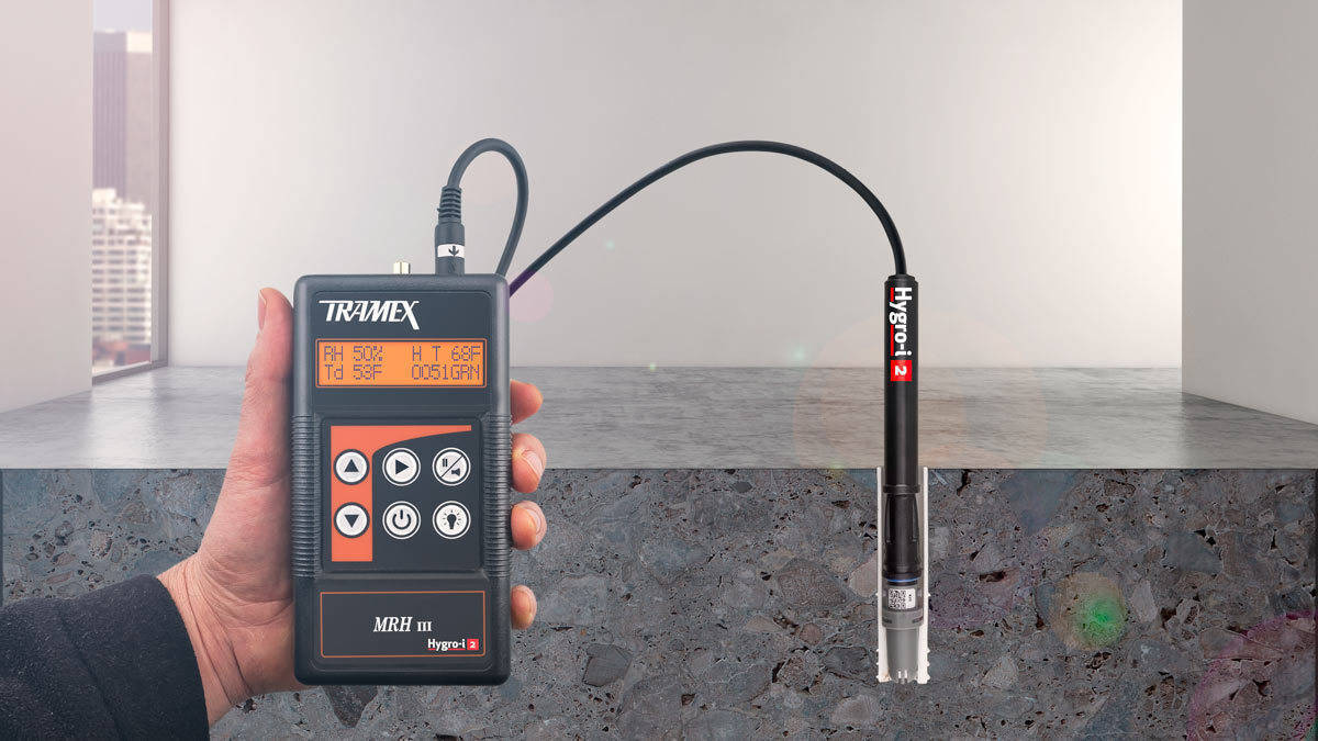 Moisture And Humidity Meter