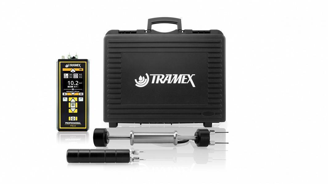 Tramex Professional Wood Master Kit PTMMK5.1