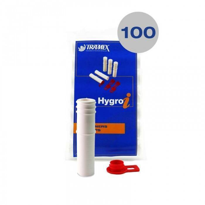 RHHL100 - 100 Hygro-i Hole Liners and Caps