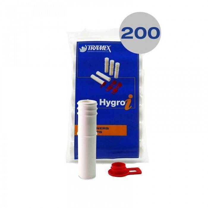 Hygro-i Hole Liners and Caps