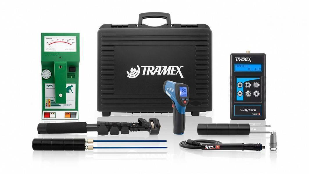 Tramex Roof Inspection Kit RIK5.1