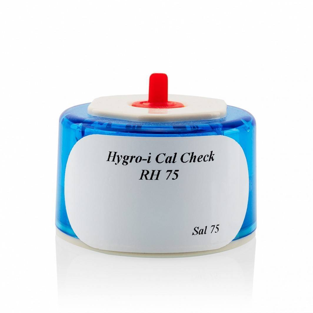 SAL75 Calibration Salt Check (for Hygro-i2 probe)